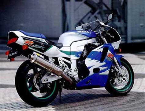 Suzuki West Suzuki Gsx R 750 1995 Datasheet Service Manual And