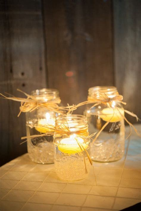 49 best images about mason jar centerpieces on pinterest