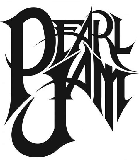 Kaos Pearl Jam Logo 1 199 best images about t shirts on in chains and band logos