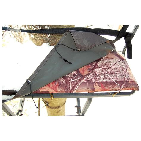 tree stand covers hme 2 tree stand seat covers 3 pk 654029 tree