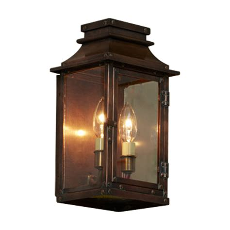 Copper Outdoor Lights Copper Exterior Lighting Newsonair Org