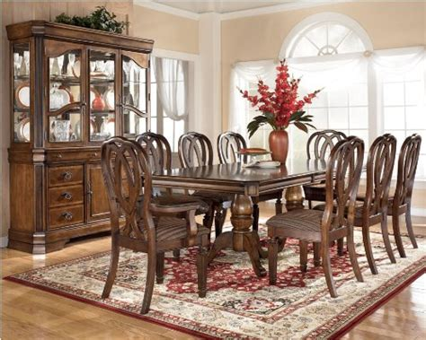Dinner Chair Covers Dining Room Sets Hamlyn Dining Room Set Ashley Furniture