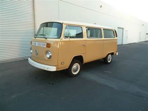 tire pressure monitoring 1999 volkswagen rio transmission control buy used 1979 tan vw bus automatic good condition recently rebuilt engine in san clemente