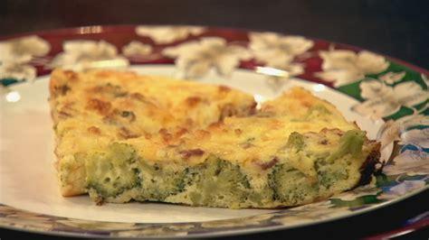 Wlos Carolina Kitchen by Carolina Kitchen Broccoli Bacon And Cheddar Quiche Wlos