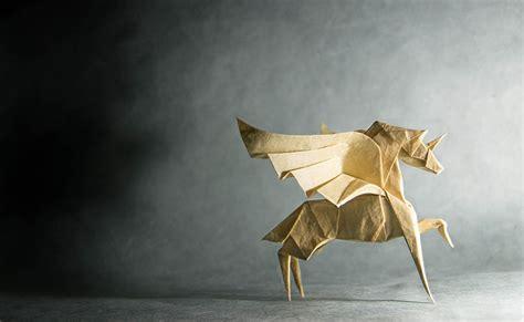 Origami Paintings - 17 animaux en origami par gonzalo calvo buzzinbox