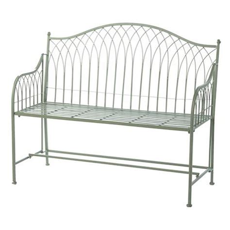 shabby chic garden bench hton shabby chic outdoor bench outdoors homesdirect365