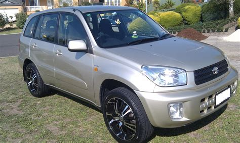 Toyota Rav4 2003 Hueyyyyy 2003 Toyota Rav4 Specs Photos Modification Info