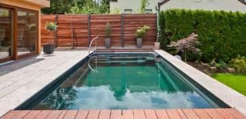 pool und gartengestaltung referenzen biologische pools poolgarden klassische