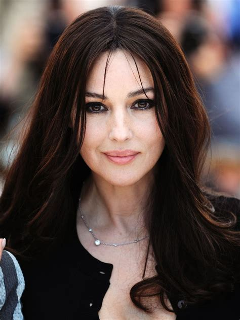 Hair and makeup: Monica Bellucci   Monica Belluci