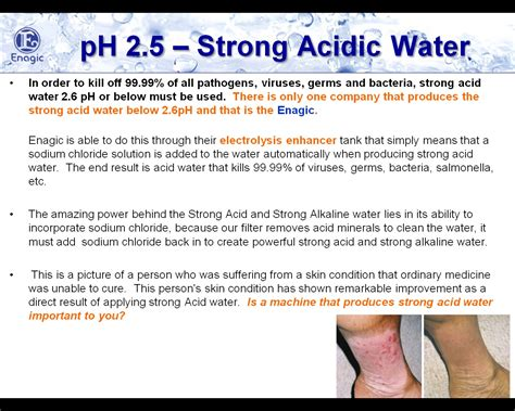 kangen water indonesia strong acid water