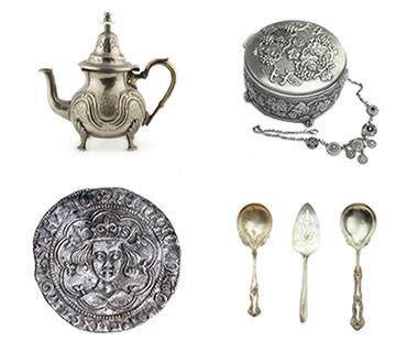 Unique Silverware uses of silver in electronics coins jewelry medicine