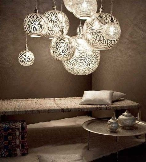 Moroccan Inspired Lighting 27 Interior Designs With Moroccan Lanterns Messagenote