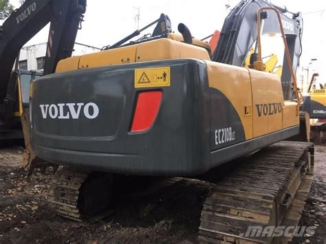 volvo volvo ec crawler excavator  sale crawler excavators year  price