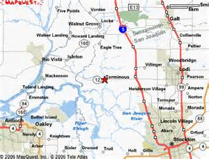 where is lodi california on the map area map