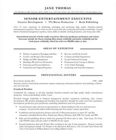 Resume Sles Entertainment Industry 1000 Images About Entertainment Resumes On Free Resume Sles Resume And