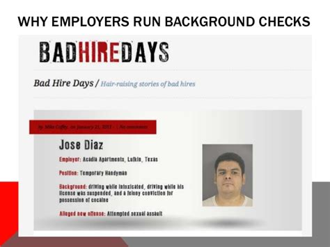 Basic Background Check For Employment Criminal Searches Instant Background Checks Candidate Background Check On Myself For