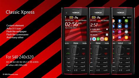 nokia x2 clock themes zedge themes download for x2 mobile mirgai blog