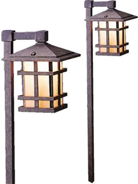 Line Voltage Landscape Lighting Deco And Mission Style Path Lights And Landscape Lighting Low Voltage Line Voltage And
