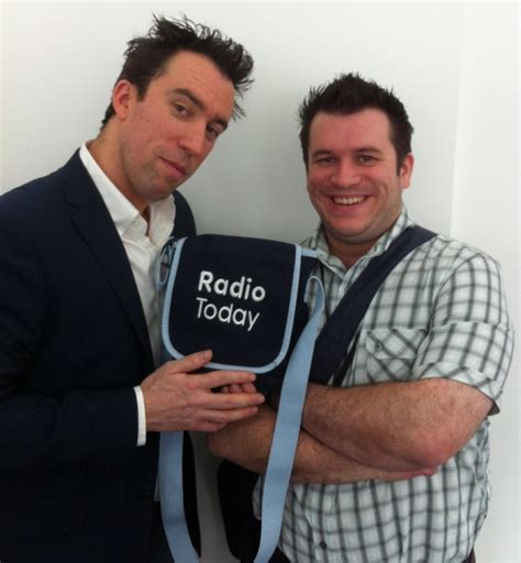 Richie Now Wasting Away In The Uk by Christian O Connell To Leave Absolute Radio Radiotoday