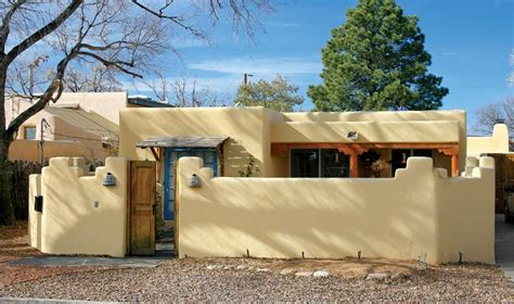 pueblo style house plans pueblo revival houses in santa fe house