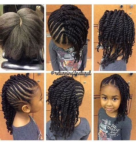 9 year old little girl hair braided witb weave would you want to spend this much time on these chunky