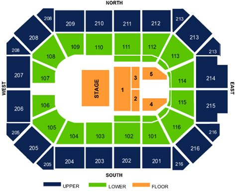 allstate arena seating chart seating charts seating charts photo galleries