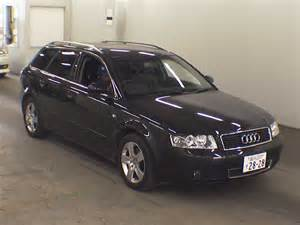 2004 audi a4 avant 1 8t quattro s line japanese used
