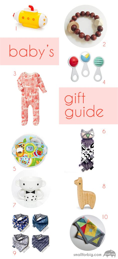 Top 10 Gifts For A Baby by Gifts For Babies 10 Style By Modernstork