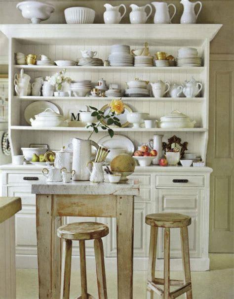 kitchen dresser ideas 44 stylish kitchens with open shelving decoholic