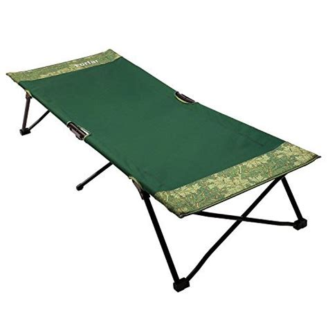 comfortable cot forfar folding cing bed portable lightweight