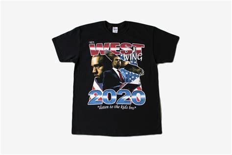 T Shirt Kanye 2020 la maglietta per kanye 2020
