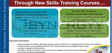 Diploma In Plumbing Courses by Higher National Diploma Programmes Education Synergyy