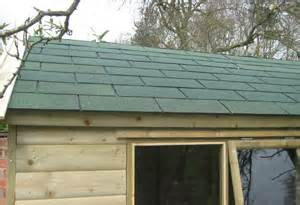 we offer a range of roofing options for your new garden