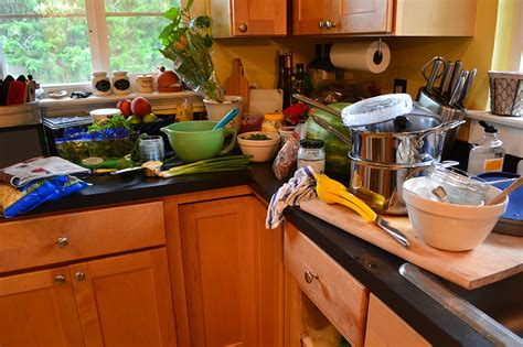 Messy Kitchen | image gallery messy kitchen