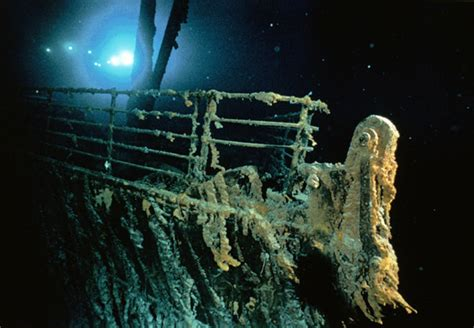 when did the titanic sink where did the titanic sink location of titanic