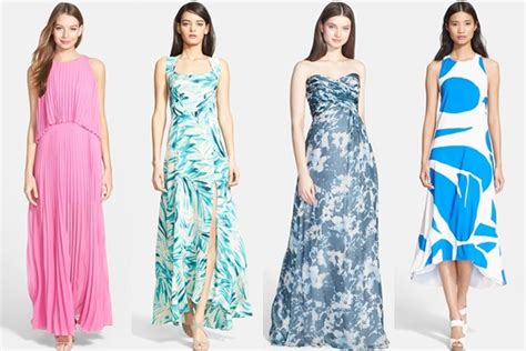 Spring Wedding Attire For Female Guests