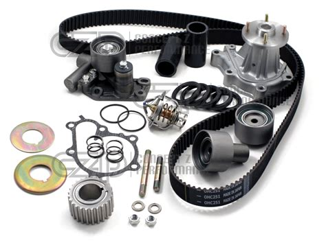 Timing Belt Only City Z Origilal nissan infiniti czp oem 120k complete timing belt kit nissan 300zx 90 96 z32 13001 0xx12