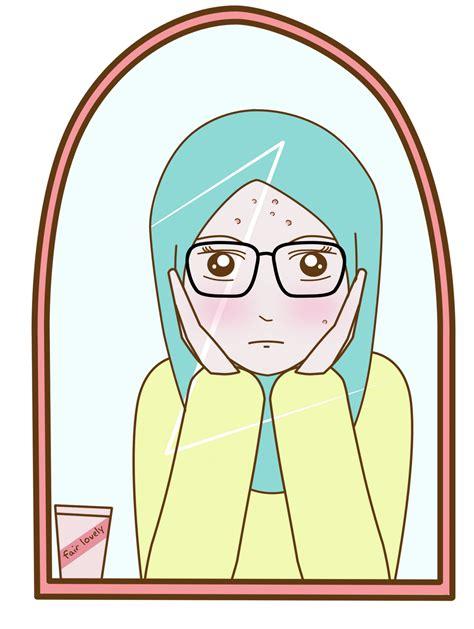 Cermin Muka Besar jika itu yang terbaik cermin