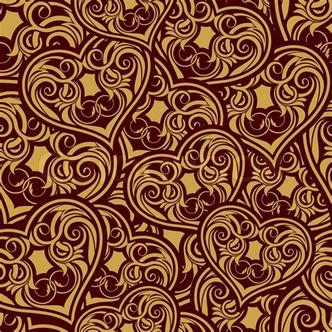Wedding Background Tile by Wedding Gold Seamless Wallpaper Pattern With Stock