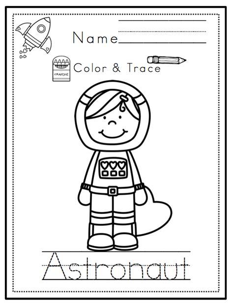 preschool printable space activities valentine space theme printable no prep preschool printables