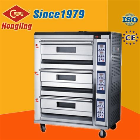 Oven Gas Deck china stainless steel bakery deck gas oven bread oven in
