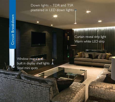 Homeworks Interior Design living rooms acclaro lighting