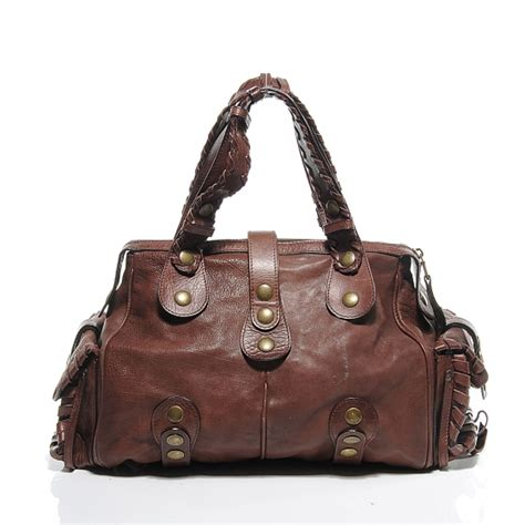 New Arrival Gucci Doctor Bag 2095 silverado large doctor bag chocolate 53199