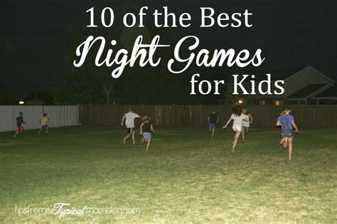 backyard games for teens summer outdoor night games for kids and teens night