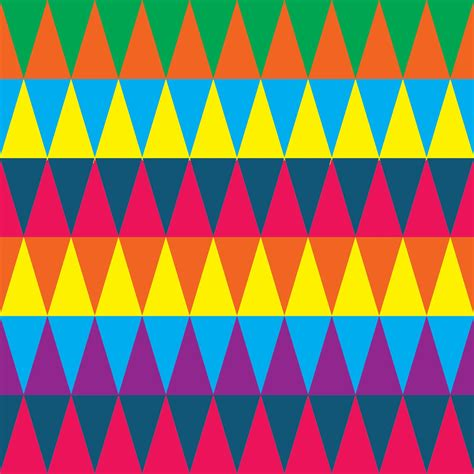 colorful triangle pattern wallpaper doodlecraft triangles 15 colorful geometric background