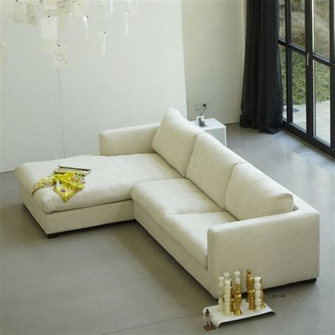Sofa Mit Recamiere Links by Stockholm Sofa 3 Sitzer Mit Longchair Links Modern
