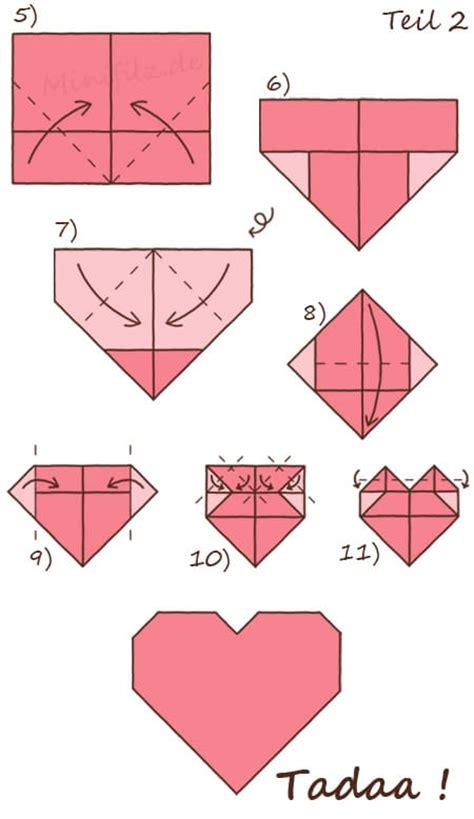 origami herz search results for anleitung aus geldschein herz falten