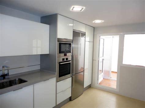 cocinas emilio mueble de cocina cristal perfil de aluminio