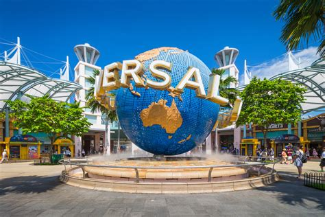 Universal Studios Singapore Tickets And Complete Trip