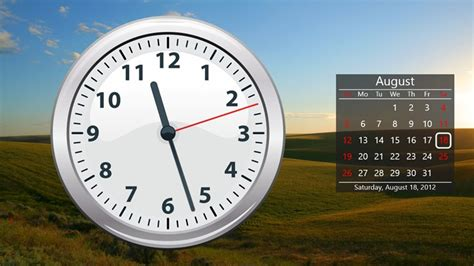 Free Live Tile Clock Wallpaper For Desktop by Clock Live Wallpaper Windows 10 Wallpapersafari
